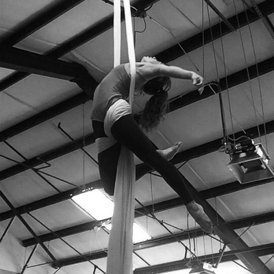 Adult Aerial Silk Class