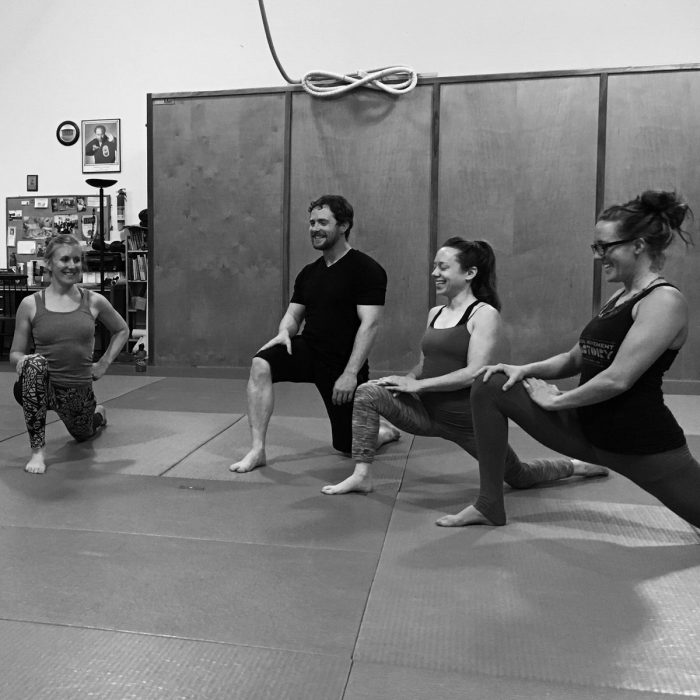 Focused Flexibility Class Rose Calucchia